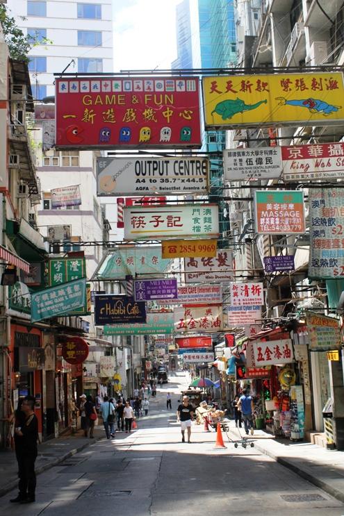 Good Restaurants In Soho Hong Kong