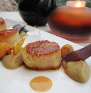 Diver Sea Scallops